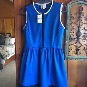 Kate Spade size 8 color block scuba Material dress